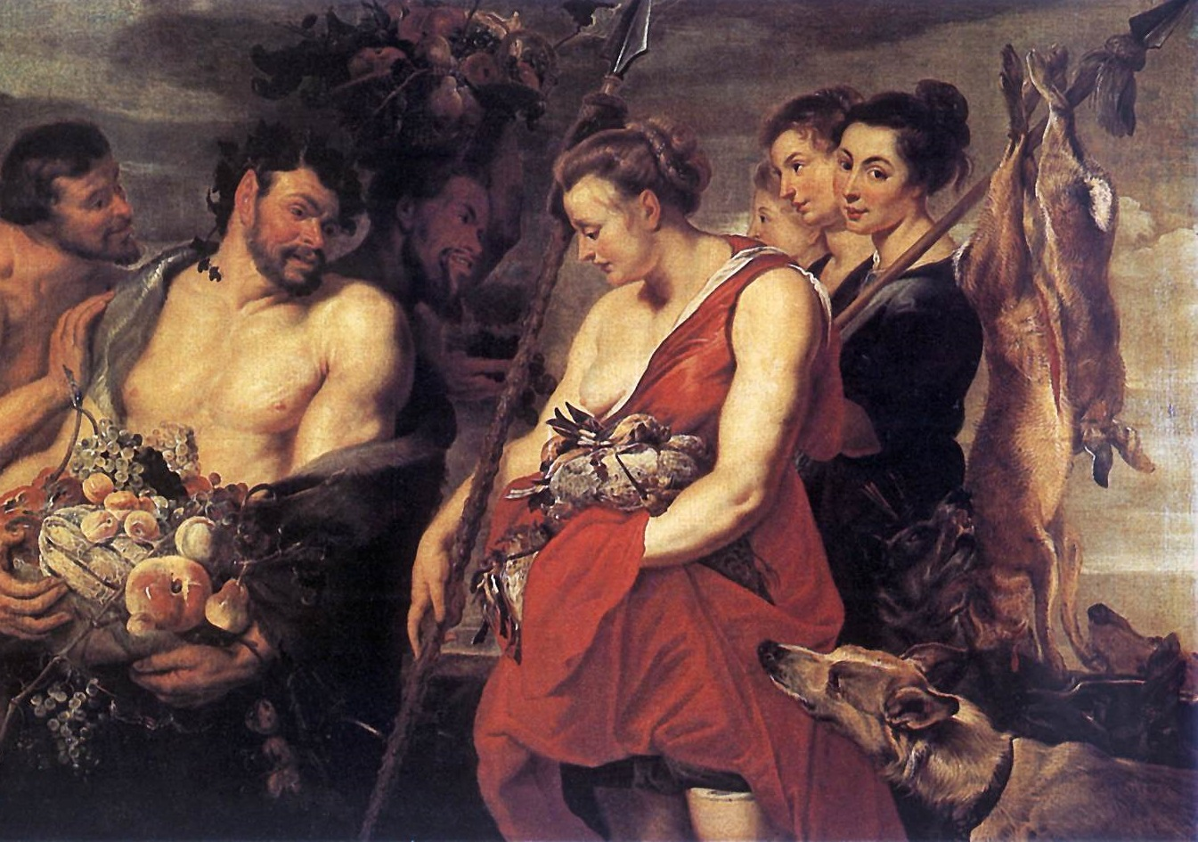 https://upload.wikimedia.org/wikipedia/commons/d/d9/Peter_Paul_Rubens_-_Diana_Presentig_the_Catch_to_Pan_-_WGA20291.jpg
